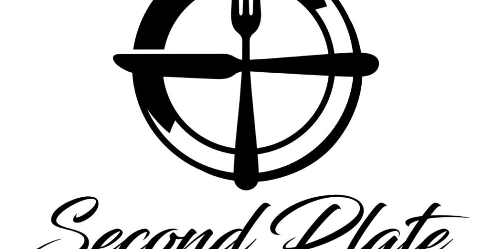 SecondPlate logoEXPANDEDfor black background