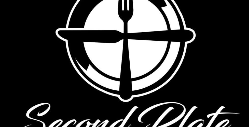SecondPlate logoEXPANDEDfor black background